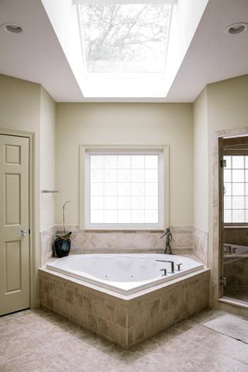 Parsetich bathroom remodel